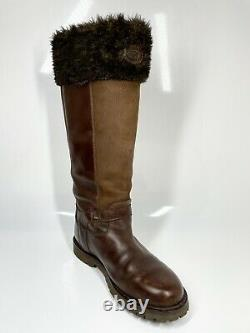 Le Chameau Jameson Country Boots UK7.5 EU41 Wide Calf Brown Luxury (956 SRB)