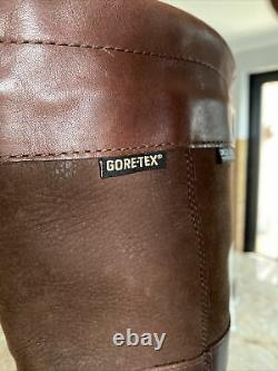 Leather DUBARRY GALWAY Walnut Boots Shooting Riding COUNTRY Boots UK 5.5 EU 39