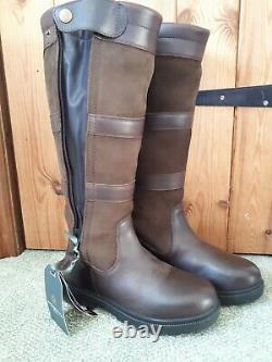Moretta Wide Size 4 Nella Long Boot country riding