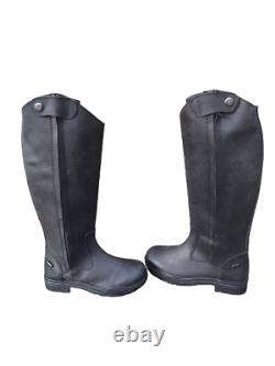 NEW POLESTAR COUNTRY Riding Boots Black UK 5 EURO 38 SALE PRICE