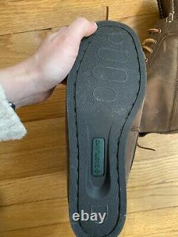 NWOT Eastland Women's Up Country 1955 Chukka Boot Tan Brown size 9 MRSP $130