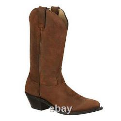 RD4112 Durango Ladies Tan Western Cowboy Boots NEW