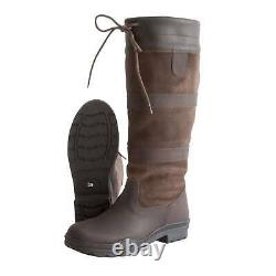 Requisite Granger Riding Country Boots Lace Ladies