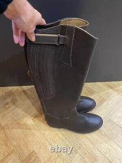 Requisite Winter Country Riding Boots In Dark Brown UK8 EU41 NEW #JU67