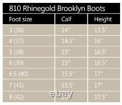 Rhinegold Elite Brooklyn Leather Country Boots