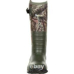 Rocky Core Rubber Waterproof Outdoor Boot