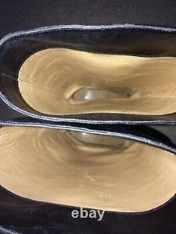 Salvatore Ferragamo Leather Boots, Style- Riding Boots, Uk 4.5, Eu 37.5, Us 7.5