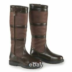 Shires Moretta Ladies Bella Country Riding Boots Brown (8251)