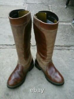 Smart Dubarry Clare Goretex Lined Country Riding Boots Size UK 5 EU 38 VGC