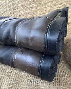 TOGGI CANYON WATERPROOF TALL COUNTRY RIDING BOOTS Size 40
