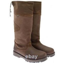 Toggi Columbus Boots Dark Copper Country / Yard Boots (UK/EU SIZES)