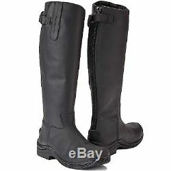 Toggi Equestrian Calgary Adults Long Riding Country Walking Boot All Sizes 36-43