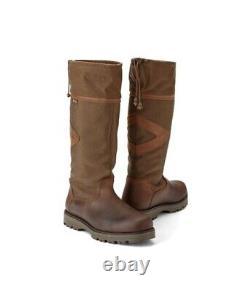 Toggi Heritage Hudson Country Walking / Riding Boots Size 7 / 7.5 (EU 41)