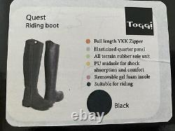 Toggi Quest Riding/country Boots