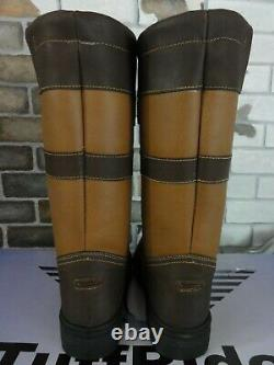 TuffRider Boots Low Country Waterproof Short Boot Equestrian NIB with inserts