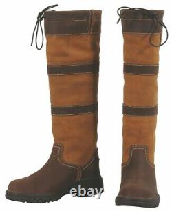 TuffRider Men's Lexington Waterproof Tall Country Boots