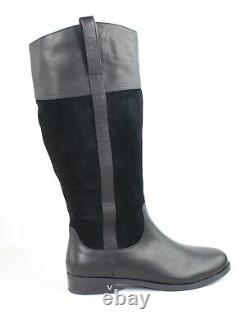 Vionic Womens Country Downing Black Fashion Boots Size 8 (1620417)